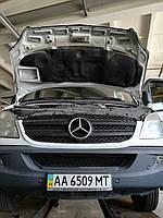 Ремонт генератора в Киеве Mercedes-Benz. Снятие+установка, замена реле и подшипников.
