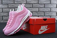 Женские кроссовки Nike Air Max 97 Rose топ реплика