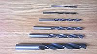 Набор сверл по металлу Р6М5 титан.19 шт 1,0-10,0 мм