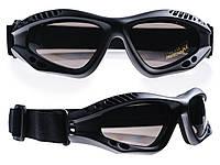 Очки Commando Air-Pro Mil-Tec, черные