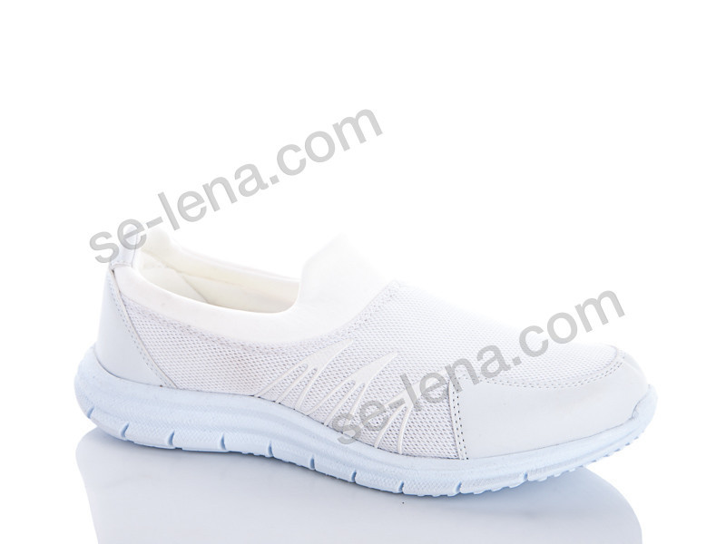 Кроссовки Selena №010 beyaz (р.36-40).Опт.
