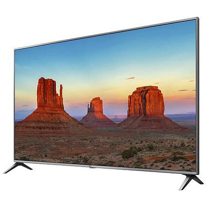 Телевизор LG 65UK650v (PMI 1600Гц, 4KSmart, IPS Panel, QuadCore, HDR10 PRO, HGL, Ultra Stadium Surround, 20Вт), фото 2