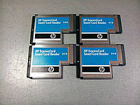 Считыватель смарт-карт HP SCR3340 ExpressCard 54 Card Reader Hewlett Packard