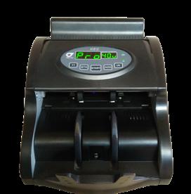 Компактний лічильник банкнот PRO 40U NEO (УФ-детекція)