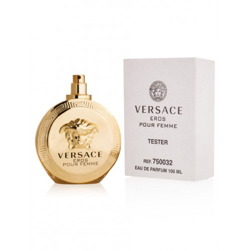 Тестер женский Versace Eros Pour Femme, 100 мл
