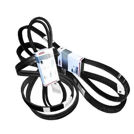 Ремень привода вентелятора комбайна Case (317904A1), фото 2