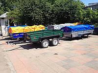 Купить прицеп для легкового авто Лев 3.0*1.60, Одесса, фото 1
