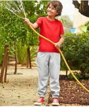 Детские спортивные премиум штаны 64-025-0