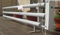 Промышленный регистр Эра Нова, 2,5м, с системой климат конртоля,  с покраской
