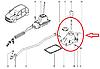Кулиса КПП на Рено Логан 2, Логан 2 МСВ, Сандеро 2, Сандеро Степвей 2 Renault 8200869036 (оригианал)