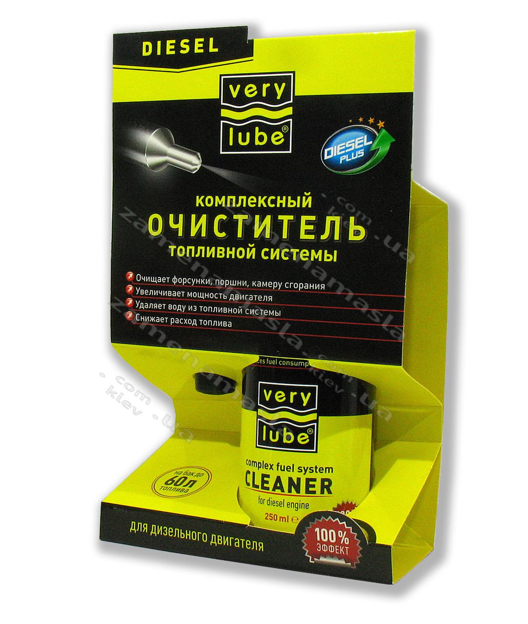 Verylube - комплексный очиститель топливной системы (дизель)