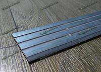 Антискользящая накладка на ступени алюминиевая 40х2,5мм