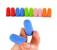 Беруши для сна blue/orange/green/yellow/pink