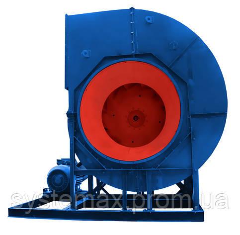 Вентилятор відцентровий ВЦ 4-76 №8, фото 2