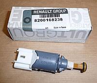 Датчик педали стопа на Рено Кангу 2 Renault 8200168238 (оригинал)