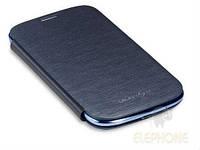 Чехол Samsung EF-FI908BLEGWW темно синий для Galaxy Grand I9082
