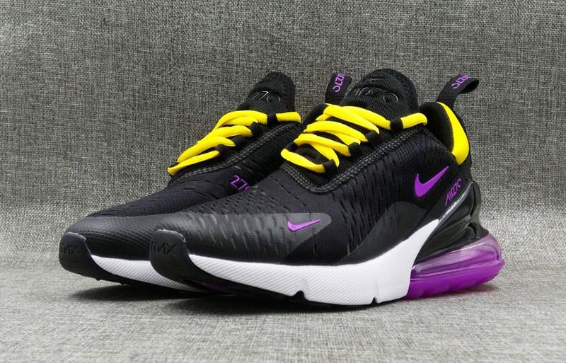 2f12b36dc253 Женские кроссовки Nike Air Max 270 black - Интернет магазин обуви Shoes-Mania  в Днепре