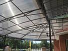 Сотовый поликарбонат КОЛИБРИ d=10 mm, фото 3