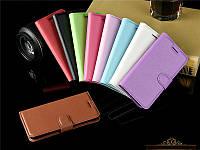 Кожаный чехол книжка Lichee для Motorola One (9 цветов), фото 1