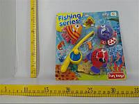 Детская игра рыбалка 4 предмета