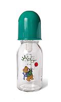 Бутылочка для кормления 125 мл(стекло), фото 1
