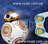 Интерактивный робот BB-8 Robot Galactic wars (с пультом)., фото 5
