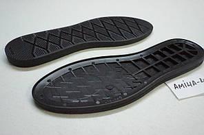 Подошва для обуви Амина-4 черная р,36-41, фото 2
