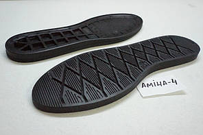 Подошва для обуви Амина-4 черная р,36-41, фото 3