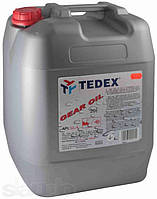 TEDEX масло трансмиссионное SAE 80W-90 GL-5 TEDEX SUPER GEAR (20 л) цена
