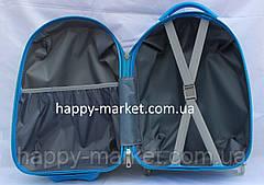 Чемоданы детские ручная кладь стандарт Josepf Ottenn Человек Паук 0378-1-1\0483-10, фото 3