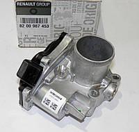 Корпус дроссельной заслонки на Рено Лагуна 3 2.0 dCI M9R Renault 8200987453 (оригинал)