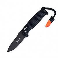 Нож Gazno G7413P-WS (черный)