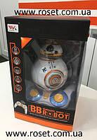 Интерактивный робот BB-8 Robot Galactic wars (с пультом).