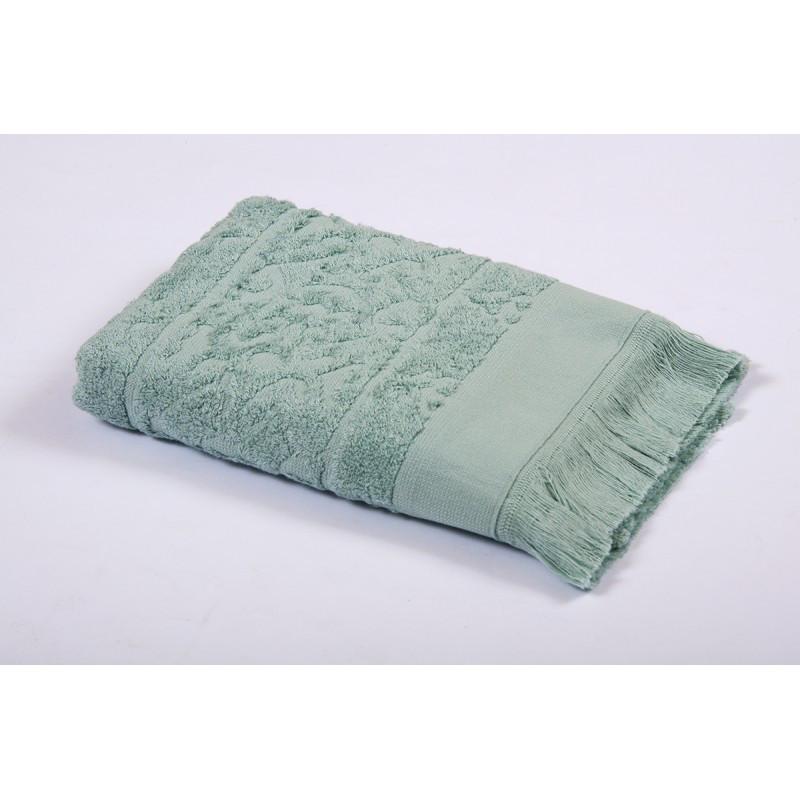 Полотенце Tac Royal Bamboo Jacquard - Mint  50*90 см