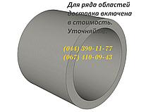 ЗК 5.100  звенья круглых труб железобетонные ЖБИ