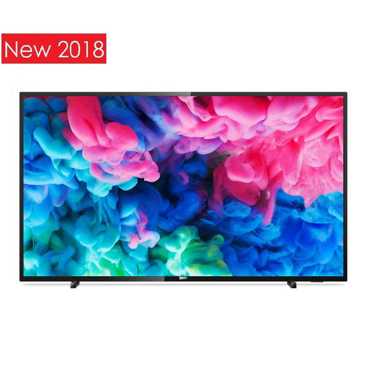 Телевизор Philips 55PUS6503/12 (PPI 900Гц, 4K Smart, Saphi TV, Quad Core, HDR+, HDR10, HGL, DVB-С/Т2/S2)