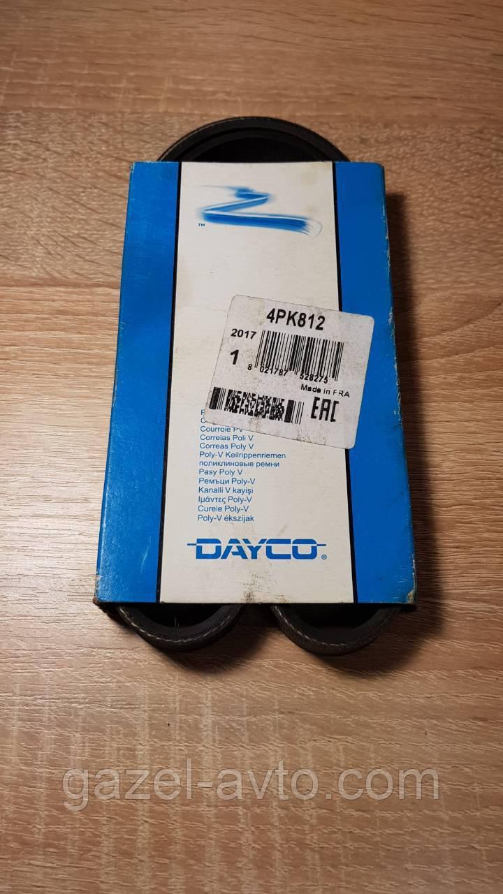 Поликлиновой ремень Dayco 4PK812