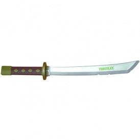 Игрушечное оружие серии ЧЕРЕПАШКИ-НИНДЗЯ SOFT - тренировочный меч Леонардо