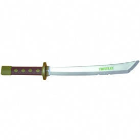 Игрушечное оружие серии ЧЕРЕПАШКИ-НИНДЗЯ SOFT - тренировочный меч Леонардо, фото 2