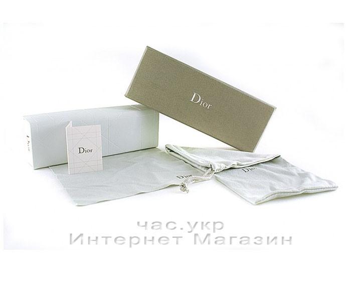 Футляр для солнцезащитных очков Christian Dior комплект чехол кристиан диор реплика