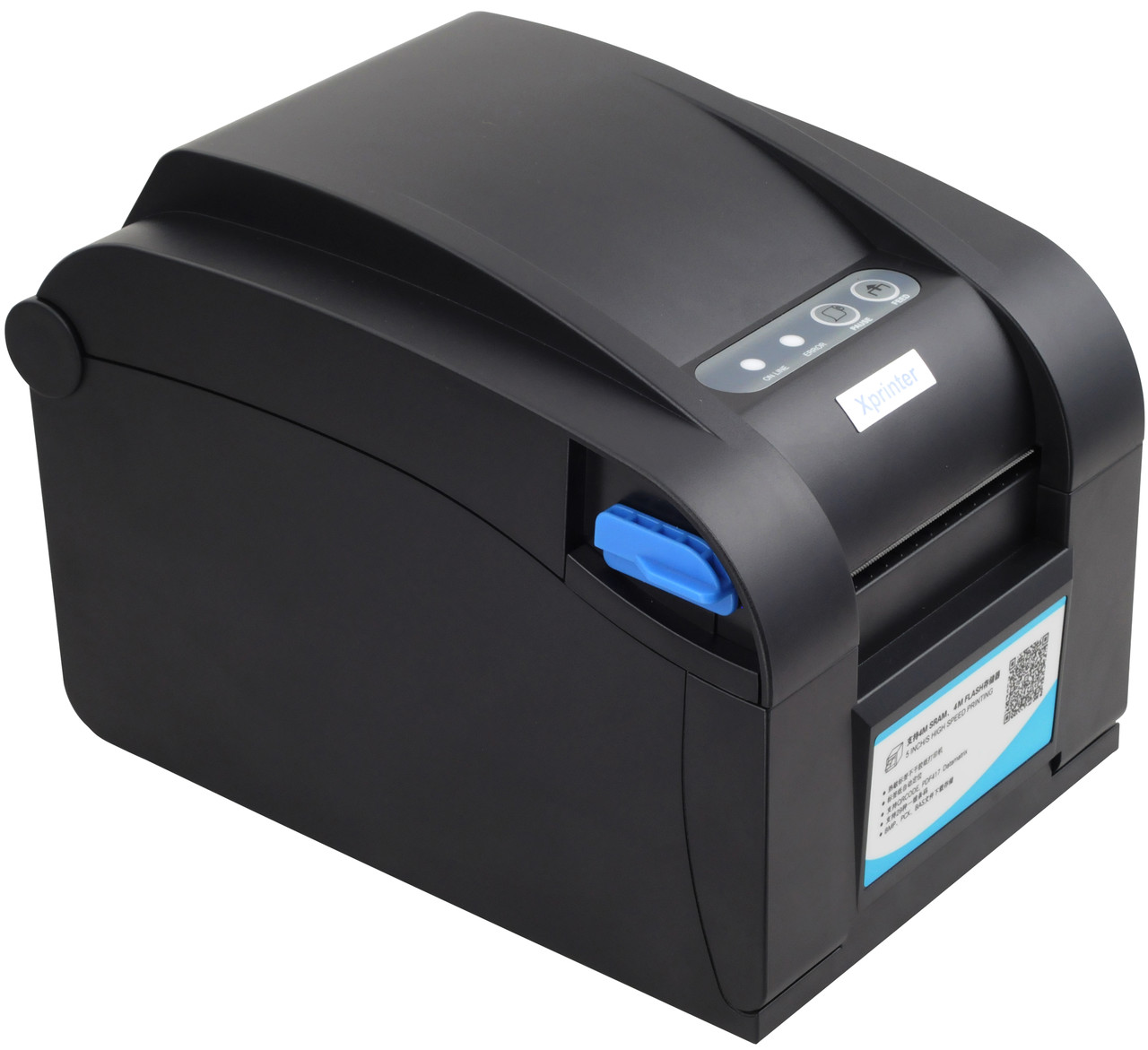 Принтер этикеток Xprinter XP-358BM Black (XP-358BM)