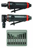 Шлифмашинка (гравер) Astro ONYX 219 набор с насадками фрезами пневматическая бормашина, фото 1