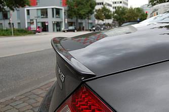 Спойлер сабля тюнинг Mercedes CLS W219 стиль AMG