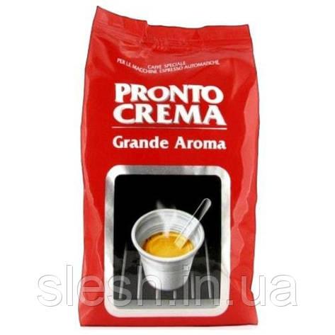 Кофе в зернах  Lavazza Pronto Crema Grande Aroma, фото 2