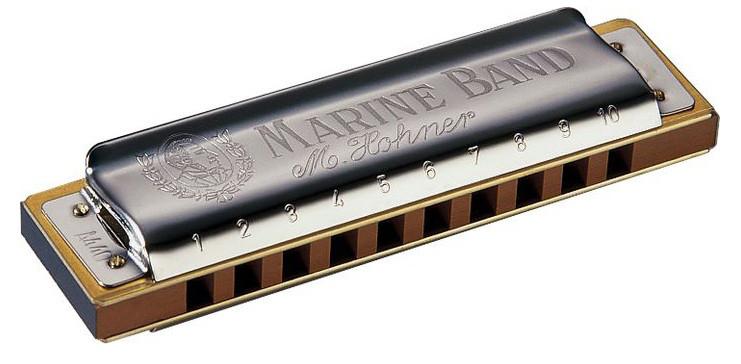 Губна гармошка HOHNER Marine Band C