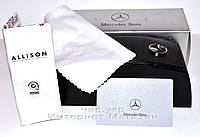 Футляр для солнцезащитных очков Mercedes Benz комплект чехол мерседес бенц реплика, фото 1