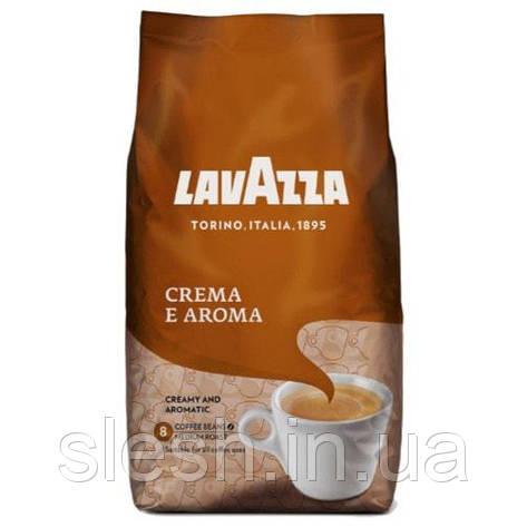Кофе в зернах  Lavazza Crema e Aroma 1 кг., фото 2
