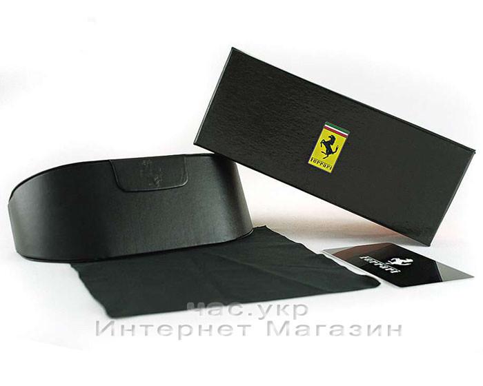Футляр для солнцезащитных очков Ferrari комплект чехол феррари реплика
