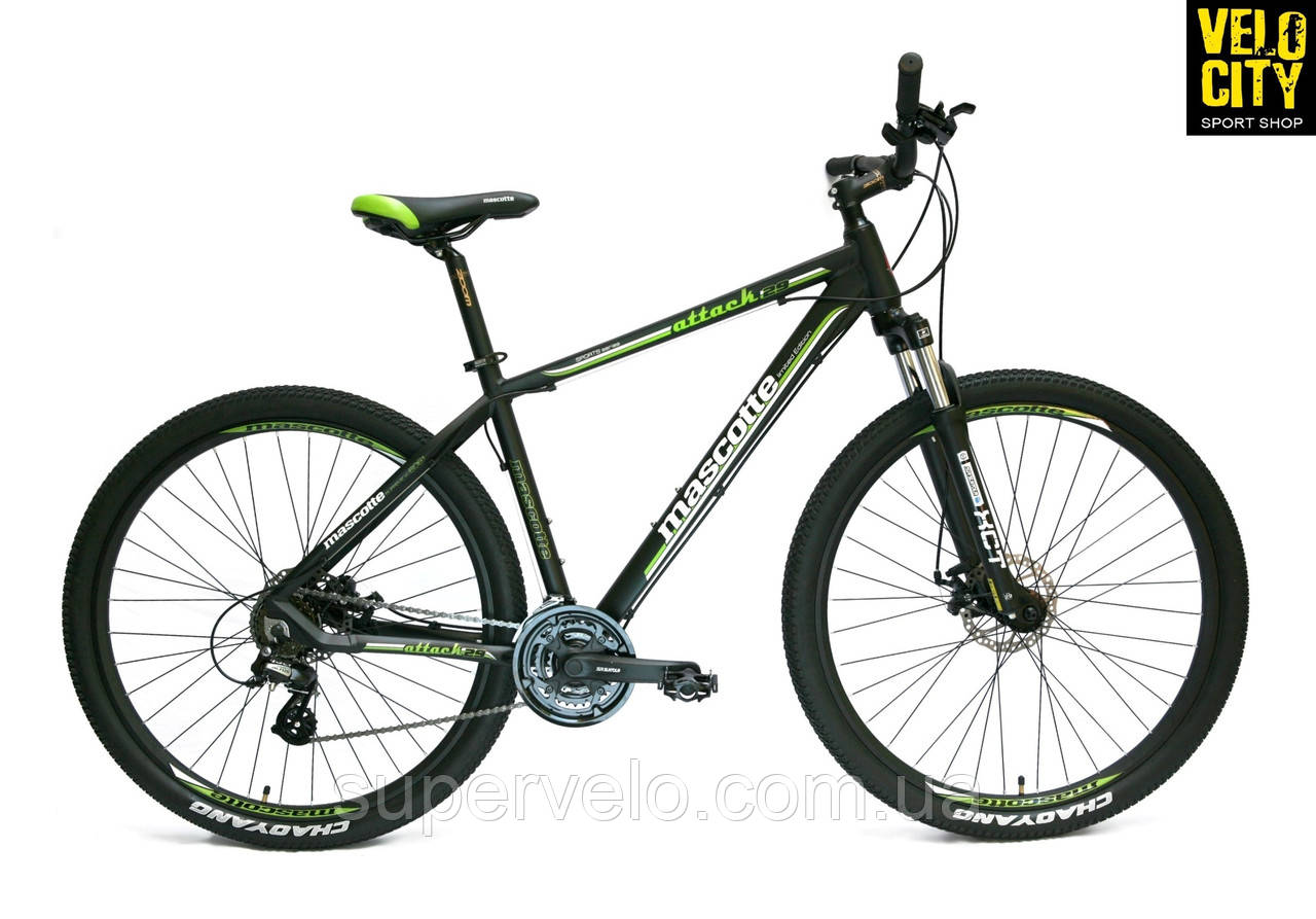 Велосипед Mascotte Attaсk 29