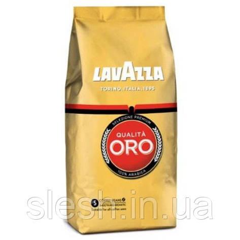 Кофе в зернах  Lavazza Qualita Oro 1 кг, фото 2